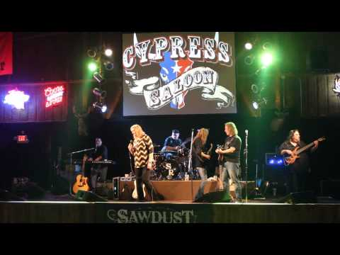 Sawdust Road Performs at The Cypress Saloon (1 of 2) 11/8/2014