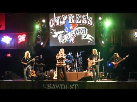 Sawdust Road Performs at The Cypress Saloon (2 of 2) 11/8/2014