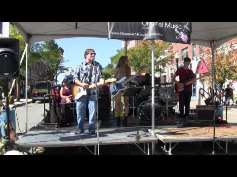 """Take A Ride"" - Jordan Green & The Good E'Nuffs @ Morristown Fall Fest 2014"