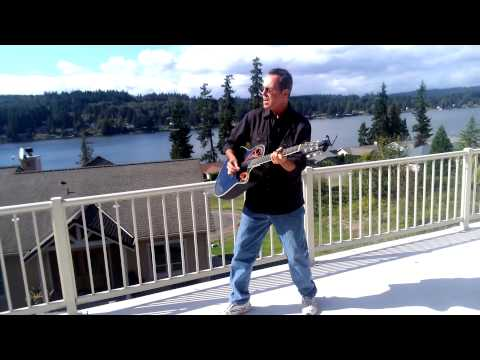 Billy Kay in Seattle - Where I'm staying while we record here