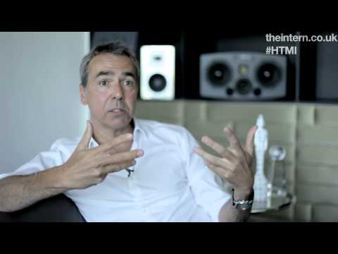 HOW TO MAKE IT - Music Industry (Extra Tips - Nick Gatfield, Sony Music)