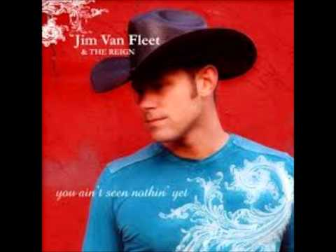 "Jim Van Fleet & The Reign   ""The Edge"""