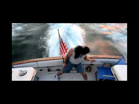 Promo Video for KBK ,Kevin B Klein , Good Day To Be Alive ,  KBK , Music Video on the boat