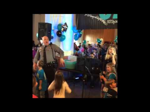 SHAKE IT OFF COP with Sara Ann Garrison
