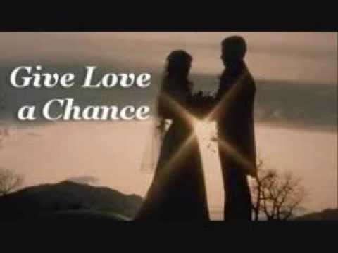 GIVE IT A CHANCE by TONY D (Written by TONY D)