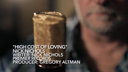 High Cost of Loving, JK Nick Nichols