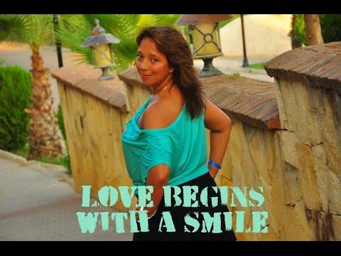 Love Begins With A Smile - Artist/Singer: Victoria Eman