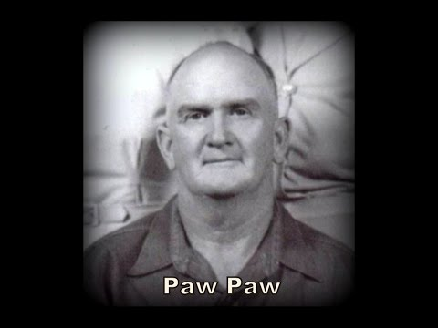 Paw Paw's Video by Jack Surber