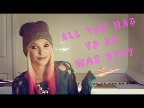 Taylor Swift- All You Had To Do Was Stay cover by Brandi