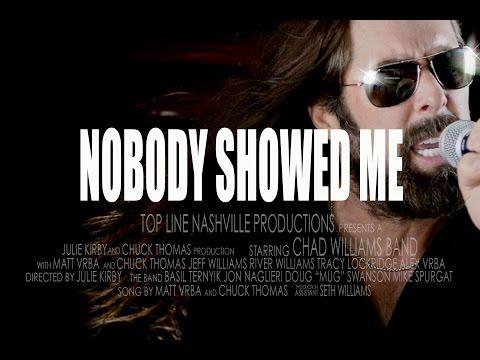 Nobody Showed Me