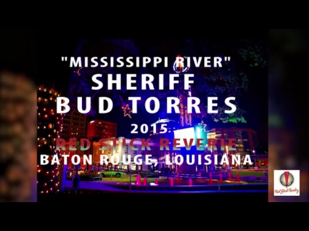 Sheriff Bud Torres Mississippi River 2016