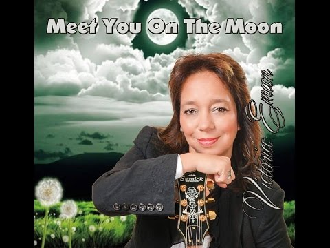 Meet You On The Moon (Album title track) - Artist/Singer: Victoria Eman