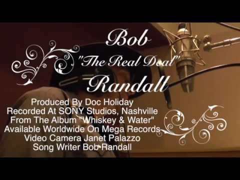 "BOB RANDALL Featuring BECKY HOBBS  ""GONE"""