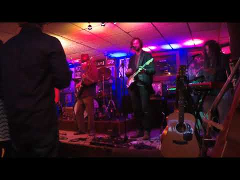 """My Heart Is Burning"" & ""Call It What You Will""-The Joe Cirotti Band-Bernie's Hillside-12/29/17"
