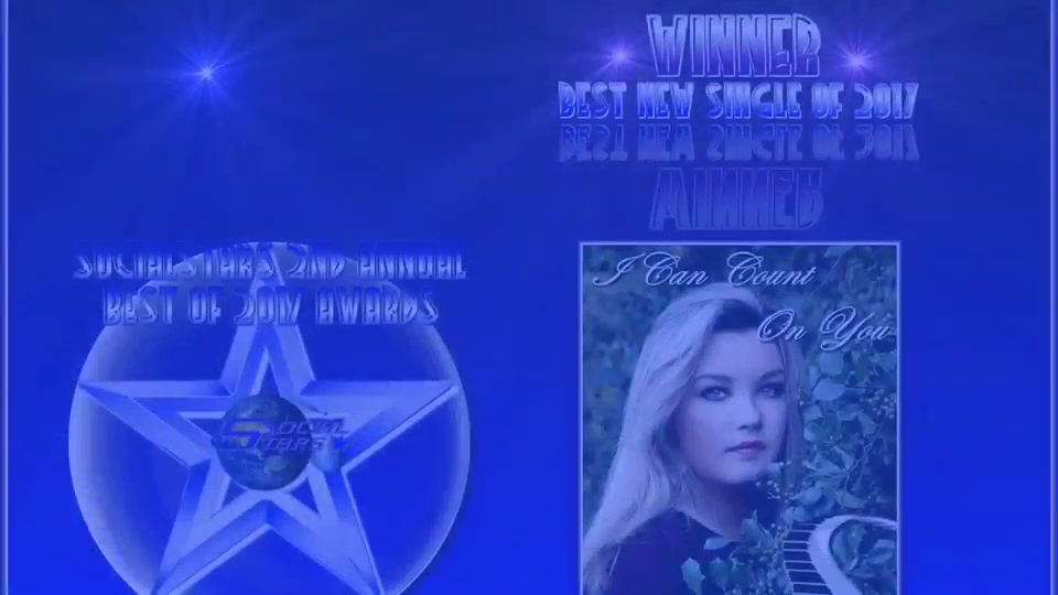 Jennifer Mlott (I Can Count on You) Nominated Song (Promo)