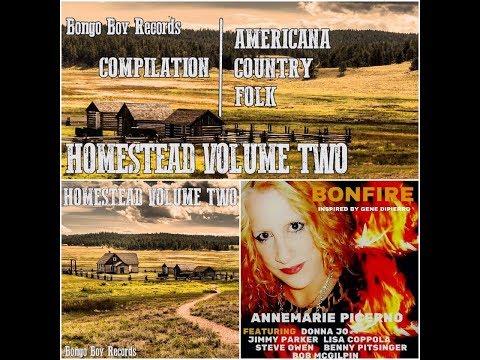 BONFIRE - ANNEMARIE PICERNO  ON BONGO BOY RECORDS