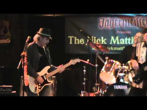 Born Ready-The Nick Matthews Band