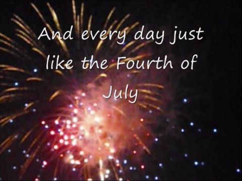 Barley Station - 4th of July (lyrics video)