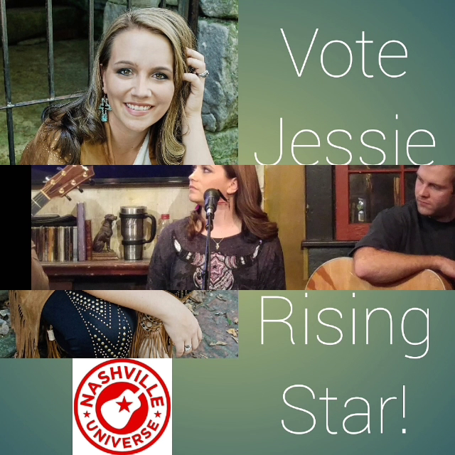 Vote Jessie Lynn - 2018 Rising Star