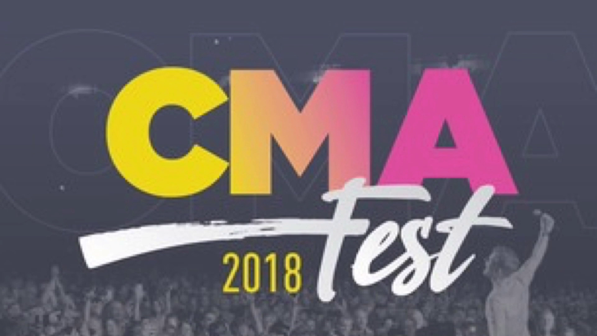 This Year at CMA's 2018