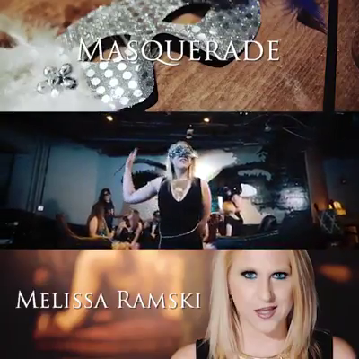 Melissa Ramski Media clip of Masquerade