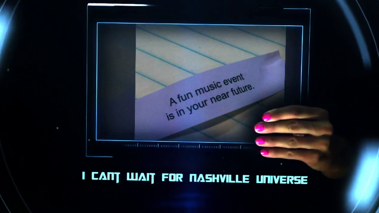 Jennifer Mlott Nashville Universe (Promo)