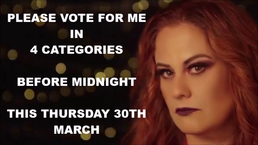 Tiffany Gow Round One Nashville Universe Awards Promotion Video