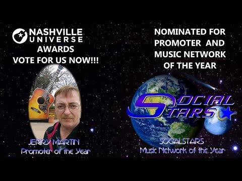Nashville Universe Awards Voting!