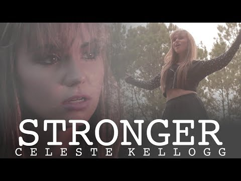 Britney Spears - Stronger (Cover Music Video) Celeste Kellogg