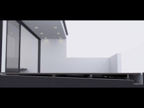 Deck over waterproof membrane
