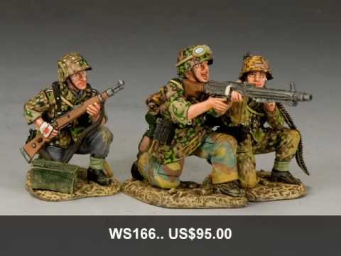 WAFFEN SS.,prices,king and country