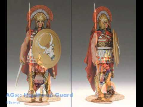 king and country,ANCIENT GREECE,60mm,miniatures,buy here