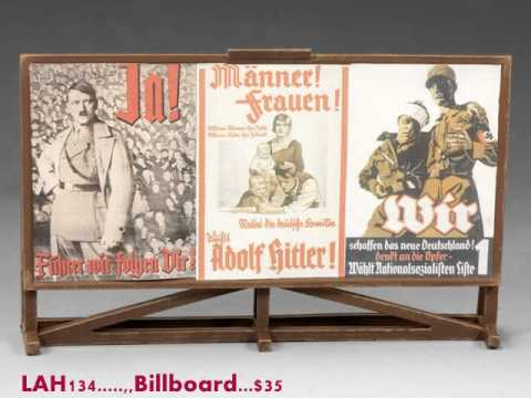 king and coutry,NSDAP,60mm toy soldiers,buy here