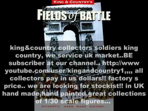 king and country,GERMANS FIELDS OF BATLE,catalogue