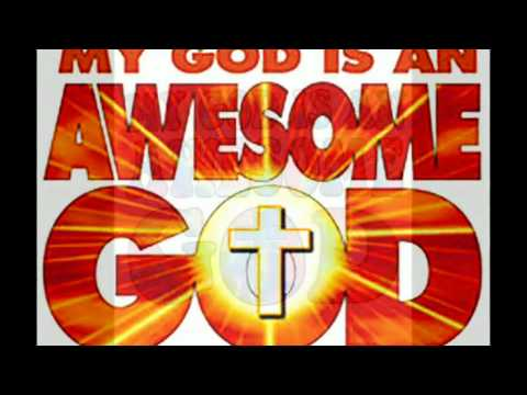 R-Swift - Awesome God