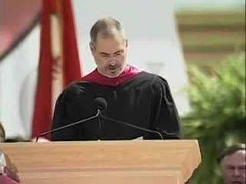 Steve Jobs' 2005 Stanford Commencement Address