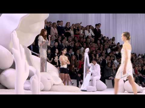 Chanel Spring Summer 2012 Ready-to-Wear Show - HD - Part 2