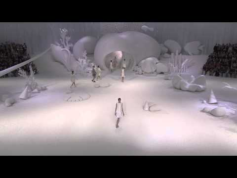 Chanel Spring Summer 2012 Ready-to-Wear Show - HD - Part 1