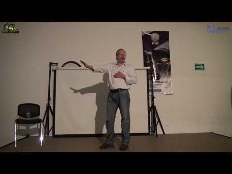 2/4  Conferencia  Cósmica  de Alejandro González