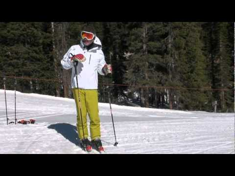 """Harald Harb's """"How to Ski""""  series # 1, Road to Expert Skiing"""