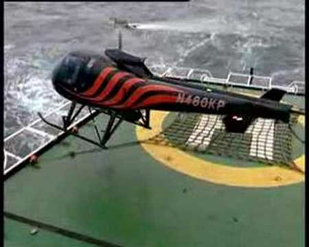 Helicopter Accident