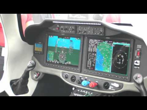 Cessna's New Corvalis TTx at Sun 'n Fun