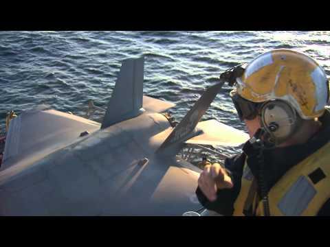 F-35B Ship Suitability Testing