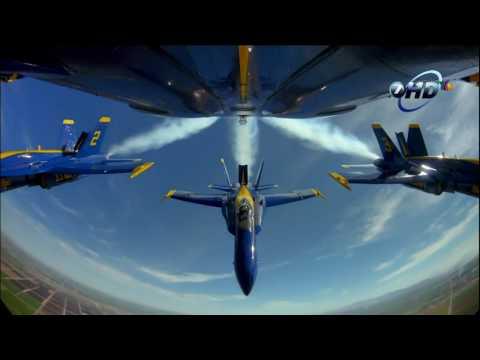 [High Quality] Blue Angels -