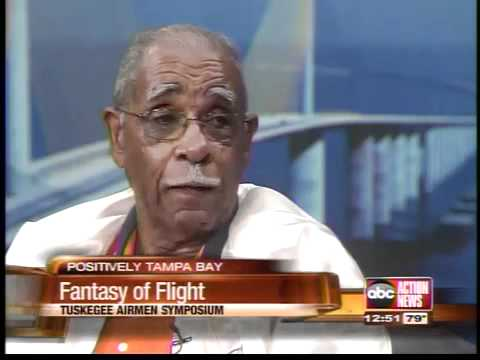 Positively Tampa Bay:  Tuskegee Airmen