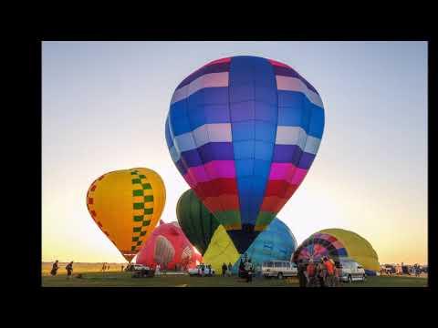 Balloons at SUN 'n FUN 2018