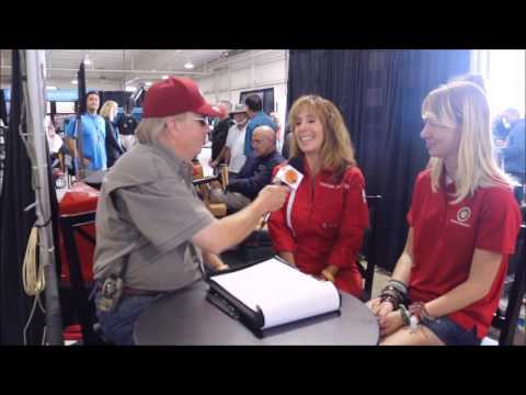 Captain Judy  Interview   FAN   Oshkosh 2016   LAM