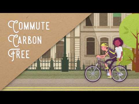 Craft Your Commute Carbon Free