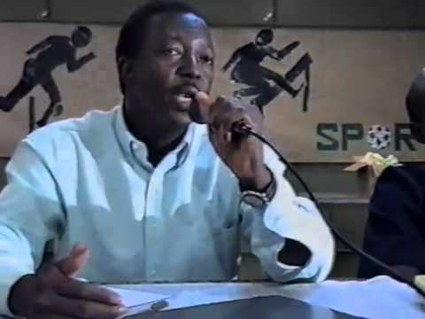 Norbert Zongo parle aux jeunes africains
