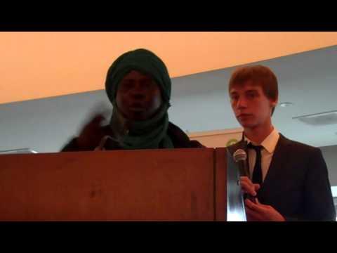 Mali rice farmer Moussa Ag Demba's speech on SRI